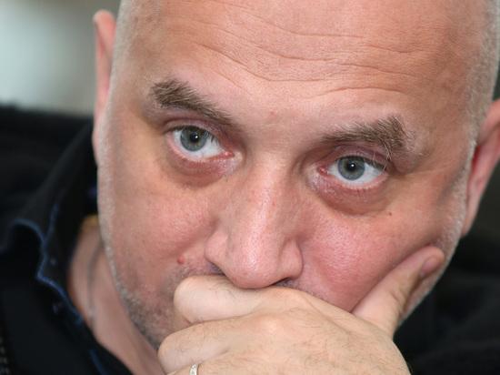 Писатель ответил полковнику, что никогда не брал денег безвозмездно — ни в России, ни на Донбассе