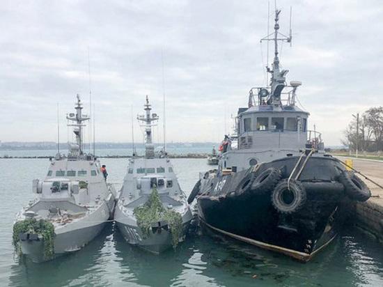 Захваченные пограничниками украинские катера рассказали о коррупционных схемах Порошенко