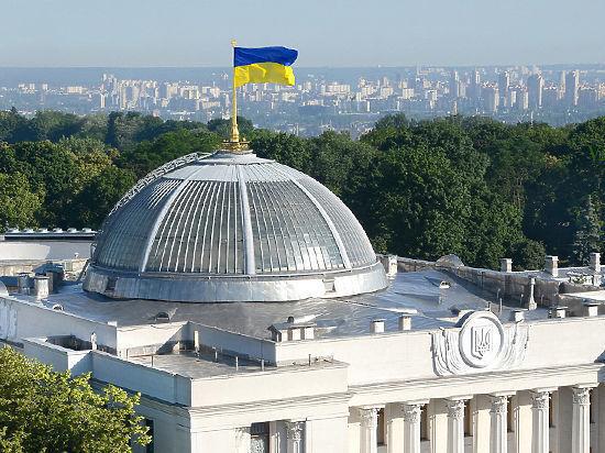 Депутаты Верховной рады решили расторгнуть Договор о дружбе с Россией