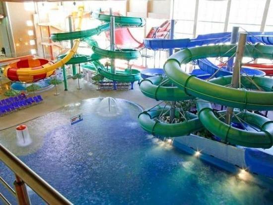 В Липецке строят аквапарк и спортивный комплекс