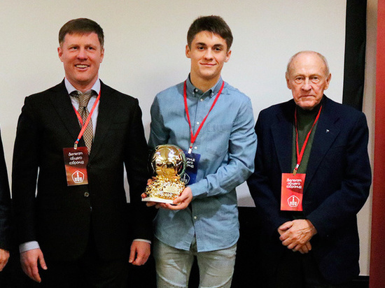 Курянина признали лучшим футболистом Москвы
