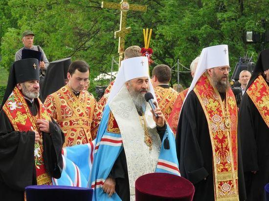 Варфоломей напомнил Онуфрию о лишении титула Митрополита Киевского и всея Украины