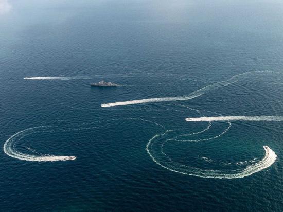 Украинский закон о стрельбе на поражение чреват морскими провокациями