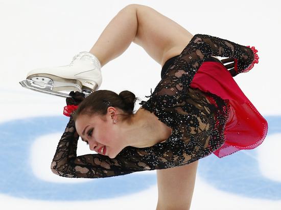 Финал Гран-при по фигурному катанию: Загитова уступила японке Кихире мировой рекорд