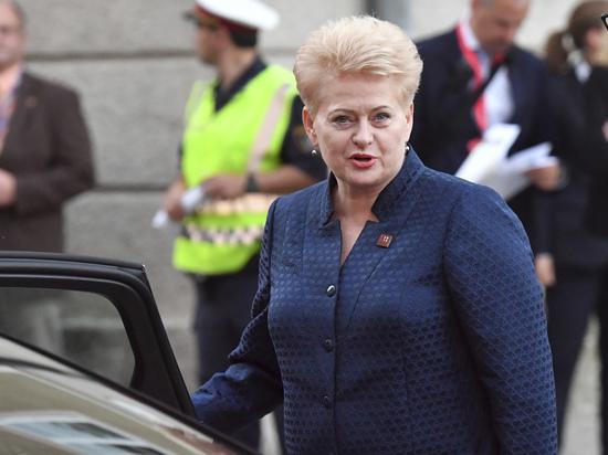 Литва ввела санкции из-за Керчи, США могут последовать