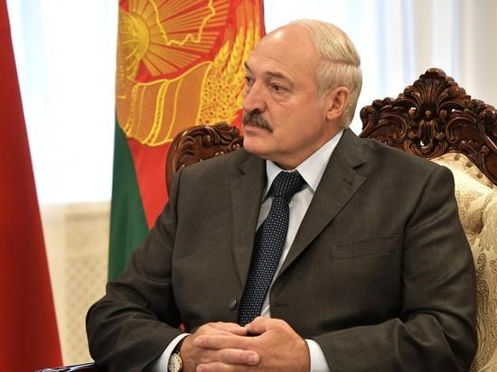 Кремль прокомментировал устроенный Лукашенко скандал Путину