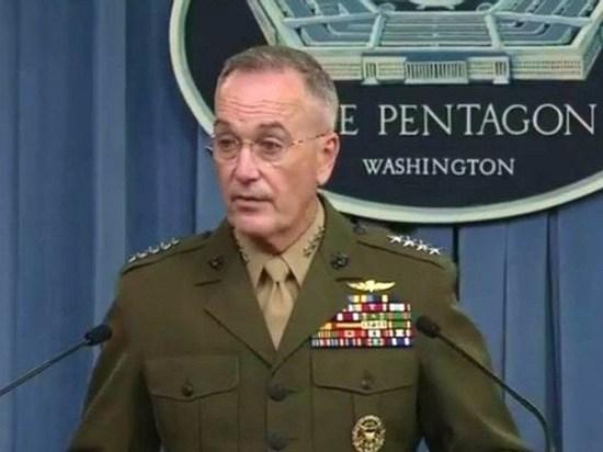 Пентагон: военного ответа на инцидент в Керченском проливе не будет