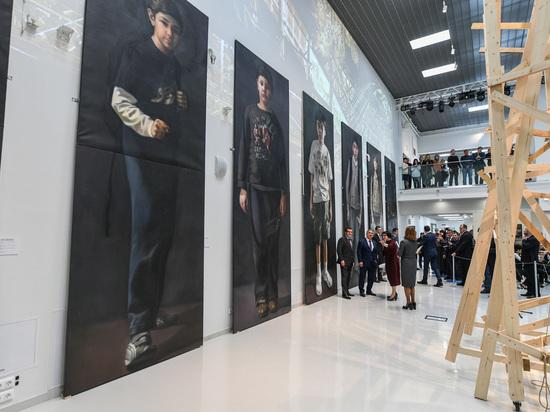 Открытие Галереи современного искусства в Казани: все будет по-новому