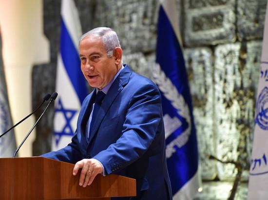Премьер-министр Биньямин Нетаниягу выступил на мероприятии для отличившихся сотрудников