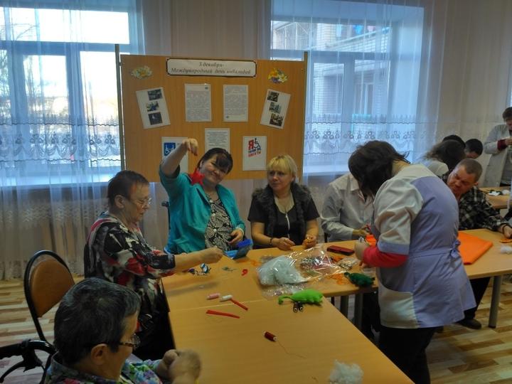 Дом престарелых и инвалидов в тверской области материальная помощь дому престарелых