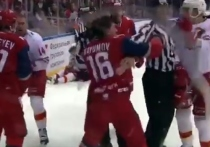 Эксперт прокомментировал скандал с травмой судьи в матче КХЛ
