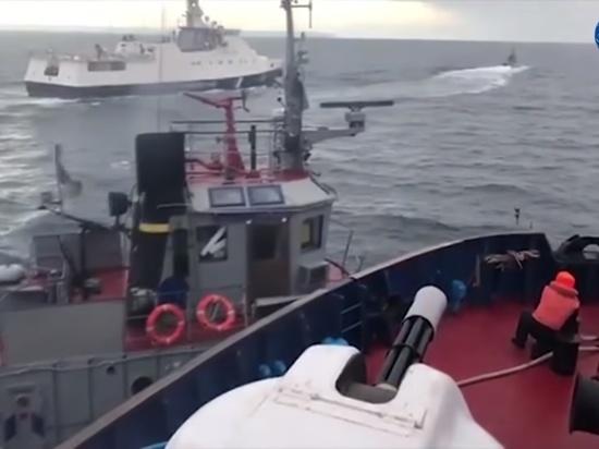 ФСБ раскрыла неизвестные факты задержания украинских моряков