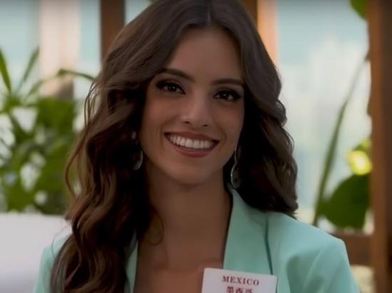 Очаровательная мексиканка завоевала титул «Мисс Мира-2018»
