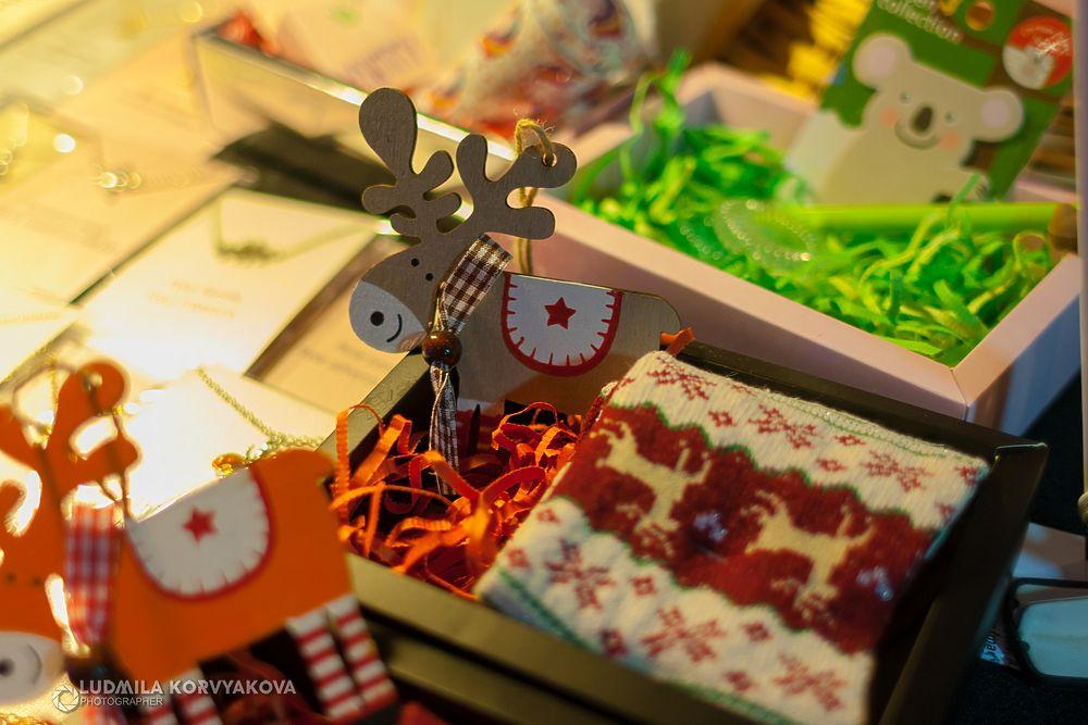 Ах, что за штучка: на Винтажном цехе можно купить сувениры ручной работы к Новому году