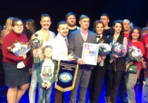 Финал игр КВН Сургутнефтегаза определил победителя