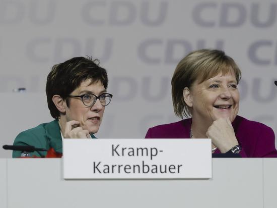 Меркель заменили на аббревиатуру: к власти придет мини-версия канцлера