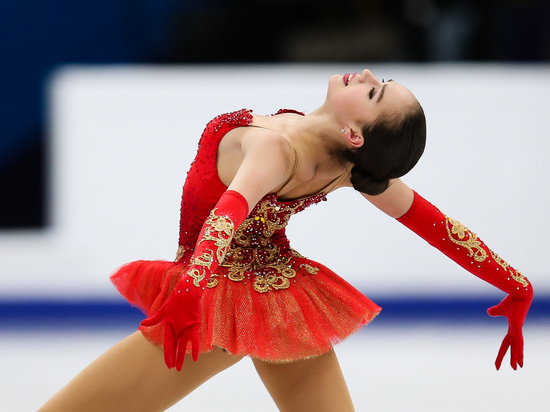 Загитова стала второй в финале Гран-при по фигурному катанию