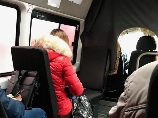 Волгоградцы хотят отобрать телефоны у водителей маршруток
