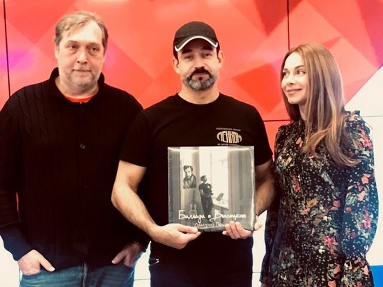 Дмитрий Певцов добавит Высоцкому рок-н-ролла