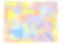 Внимание интернет-пользователей привлекла любопытная иллюзия, представляющая собой размытые разноцветные пятна на белом фоне