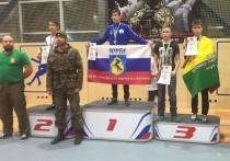 Кузбассовцы взяли первое место на сибирском турнире по Армейскому рукопашному бою