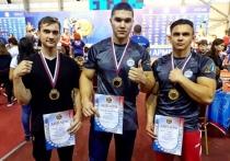 Армрестлеры из Ульяновска взяли «золото» на чемпионате ПФО