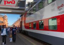 В Ульяновске начнут ходить двухэтажные поезда