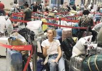 Сотни россиян третий день не могут вылететь с курорта на китайском острове Хайнань