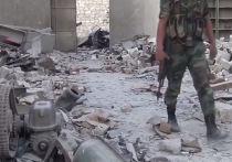 ПВО Сирии отразили авиаудар близ аэропорта Дамаска