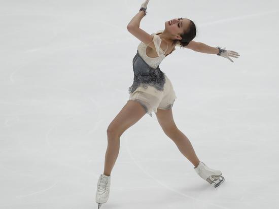 Загитова ответила «диванным критикам» после проигрыша японке