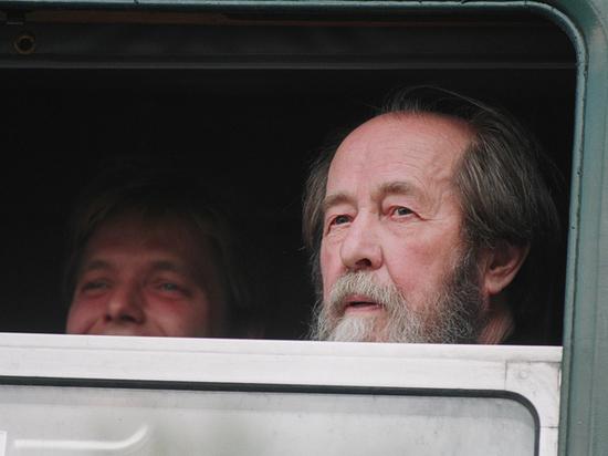 Солженицын предвидел войну между Украиной и Россией