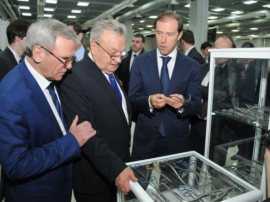 Денис Мантуров оценил экспортный потенциал Нижегородской области