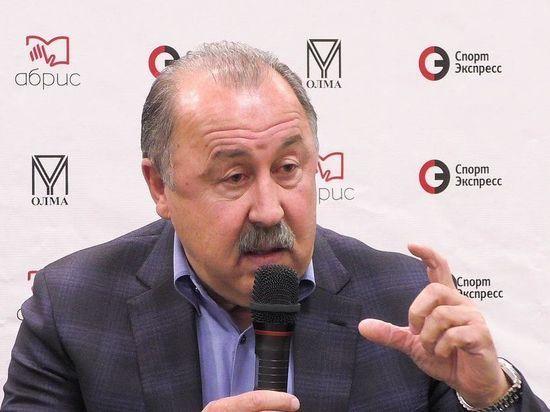 Газзаев был освистан во Владикавказе