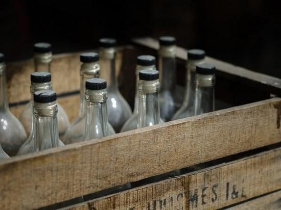 В Крым пытались провезти 25 тонн нелегального спирта