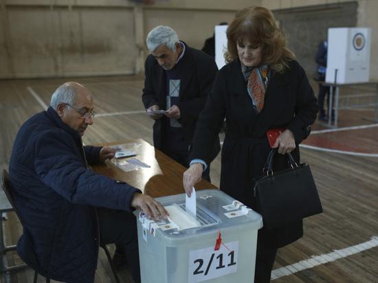 Армянская «Единая Россия» пролетела на выборах с треском