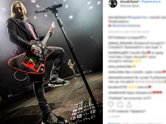 Шура Би-2 обозвал Ростислава Хаита в Инстаграме лохом