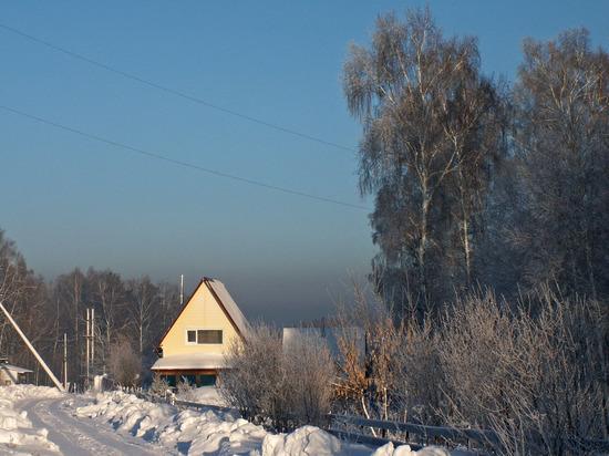 Новокузнечанин показал, как выглядит дымка над городом из пригорода