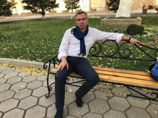Будущий кандидат в президенты Литвы устроил дебош на Красной площади