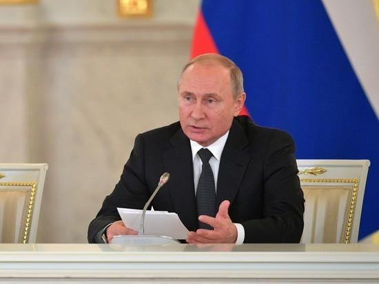 Говоря об аресте Пономарева, Путин вспомнил «парижскую брусчатку»