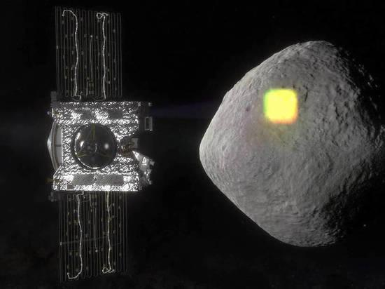 На «самом опасном» астероиде Бенну обнаружили воду