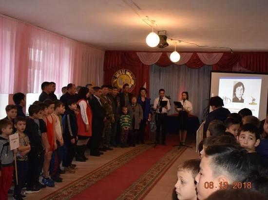 В калмыцком селе прошел республиканский турнир памяти воина-интернационалиста