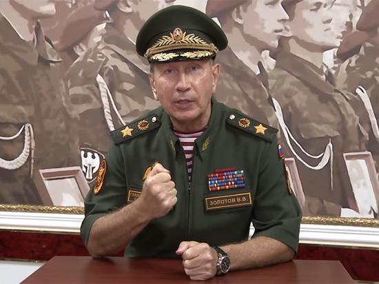 Золотов потребовал от Навального 1 млн рублей в суде