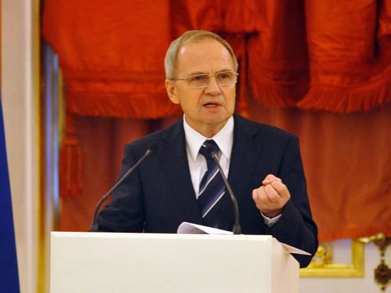 Валерий Зорькин расхвалил Конституцию России и сравнил её с «Мерседесом»