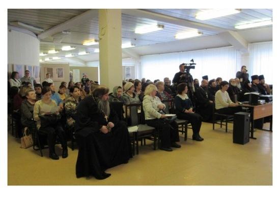 В Серпухове пройдет православная научно-просветительская конференция