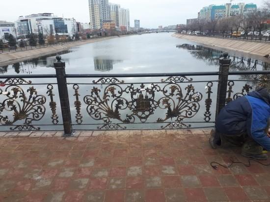 В Астрахани восстановили мост Дружбы