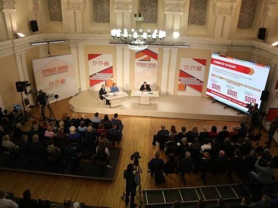 Губернатор Вологодской области озвучил ряд инициатив по улучшению качества жизни вологжан