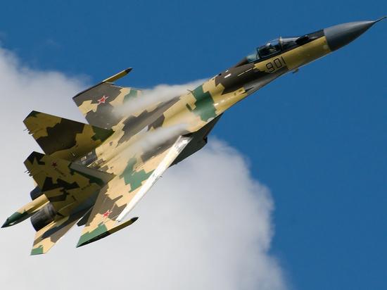 Для ВКС России и ВВС Китая построили уже 100 истребителей Су-35