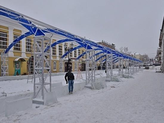 К концу декабря в Кирове откроются три бесплатных катка