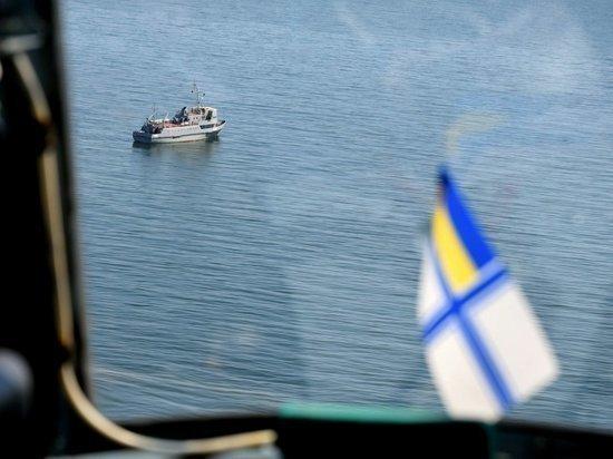 Задержанные украинские моряки пожаловались на усталость от «Русского радио»