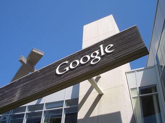 Роскомнадзор оштрафовал Google на 500 тыс рублей